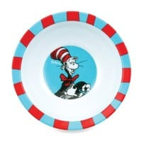Bumkins® Dr. Seuss Melamine Bowl in Cat in the Hat