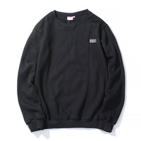 Vans Unisex Long Sleeve Cotton Simple T-shirts [9506894151]