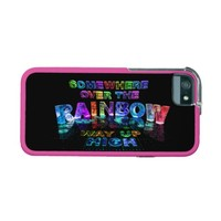 Somewhere Over the Rainbow Cover For iPhone 5/5S