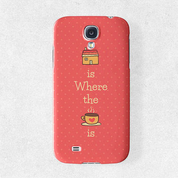 Quote Samsung Galaxy s4 Case Quote Samsung Galaxy s3 Case Quote galaxy s4 case Coffee Phone Case Starbucks Phone Case Phone Cover