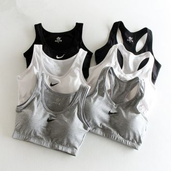 Nike: Yoga Fitness Running vest