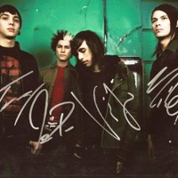 Pierce The Veil band REPRINT signed photo #1 RP