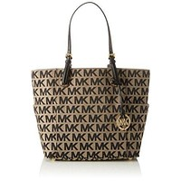 MK Women Shopping Bag Handbag Shoulder Bag Signature Tote Bag I