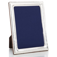 925 Sterling-Silver Hammered Frame, 8x10, Picture Frames