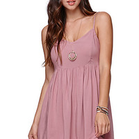 LA Hearts Babydoll Trim Dress at PacSun.com