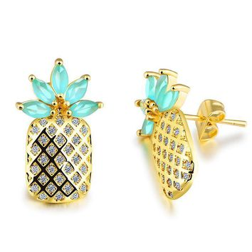 FineApple - Stud Earring