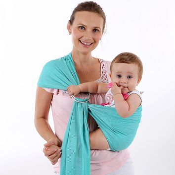 Breathable Quick Dry Baby Ring Sling