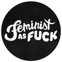 FEMINIST Canvas Print by Srahhh