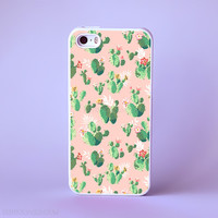 Cactus Cacti Flora Case iPhone 5s 6s Plus Cases, Samsung Case, iPod case, HTC case, Xperia case, LG case, Nexus case, iPad case