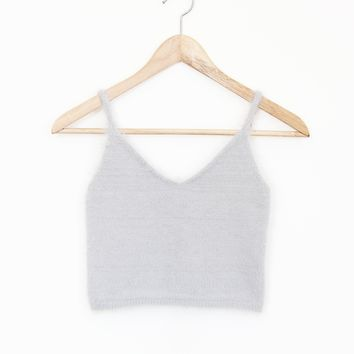 Clarissa Fuzzy Tank - More Colors