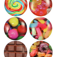 CANDY IPHONE HOME BUTTON PACK