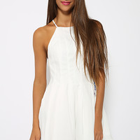 Times Like These Playsuit - White
