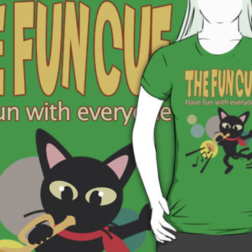 The fun cue by BATKEI