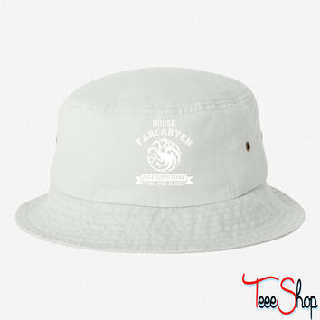 house targaryend bucket hat