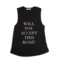 Will You Accept This Rosé? Tank