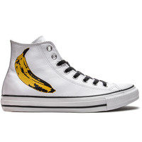 Converse x Andy Warhol - Chuck Taylor All Star High (White)