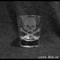 Poison Shot Glass - Pick Your POISON