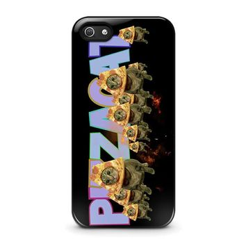 PIZZA CAT 3 iPhone 5 / 5S / SE Case Cover