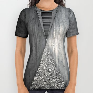 Infinity All Over Print Shirt by Cinema4design