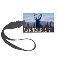 Wanderlust Luggage Tag> JW Clothing