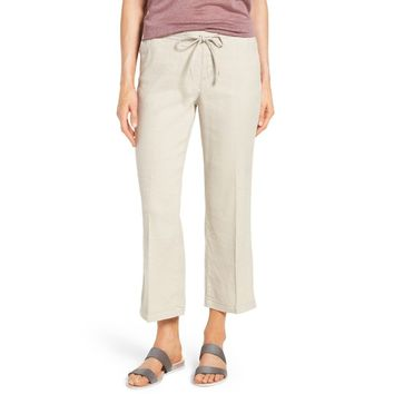 NYDJ Women's Jamie Relaxed Ankle Flared Pants