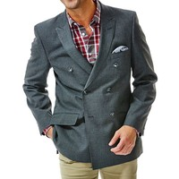 Haggar 1926 Originals Slim-Fit Double-Breasted Sport Coat