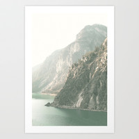 Duffey Lake II Art Print by Man & Camera