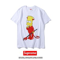 Cheap Women's and men's supreme t shirt for sale 501965868-0138