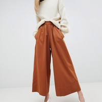 ASOS WHITE Basketball Trousers at asos.com