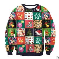 UGLY CHRISTMAS SWEATER - Christmas Quilt