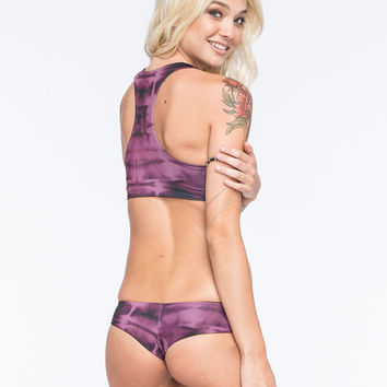 Dakine Mylee Cheeky Bikini Bottoms Purple  In Sizes