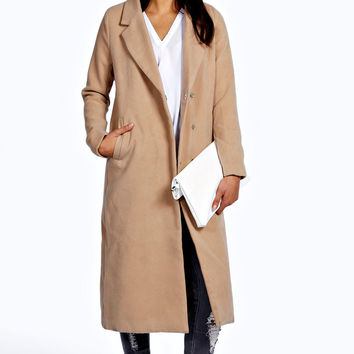 Delilah Longline Tailored Coat