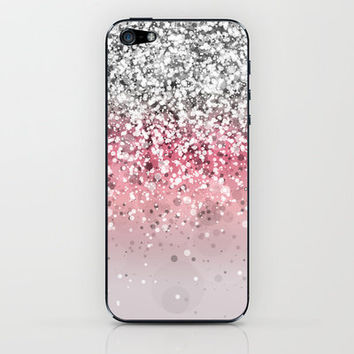 Spark Variations VII iPhone & iPod Skin by Rain Carnival