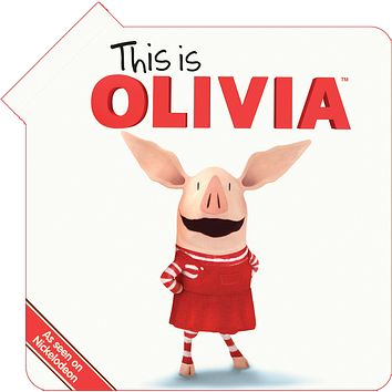 SIMON & SCHUSTER THIS IS OLIVIA