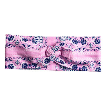 Patterned Hairband - from H&M