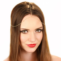 Dainty Chain Headpiece