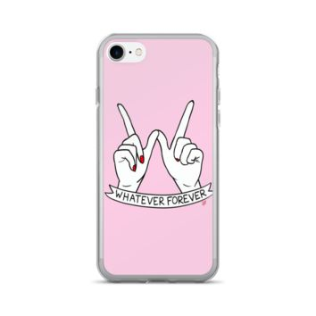 Whatever Forever iPhone 7/7 Plus Case