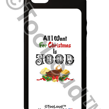 All I Want Is Food iPhone 5C Grip Case