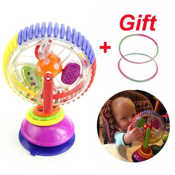 Baby toys 0-12 months colorful ferris wheel rattles for baby newborn baby stroller toys educational/music/mobile baby toys
