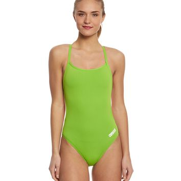 Arena Mast One Piece Swimsuit at SwimOutlet.com - Free Shipping