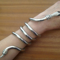 The Mortal Instruments City of Bones * Isabelle Lightwood's Inspired SNAKE BRACELET