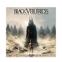 Black Veil Brides - Wretched And Divine: The Story Of The Wild Ones Deluxe CD/DVD Pre-Order - 355723