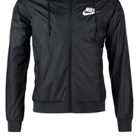 Nike Sportswear Mens Windrunner Tracksuit Top Black