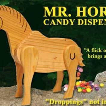 Mr. Horse Candy Dispenser - Fun For All Ages
