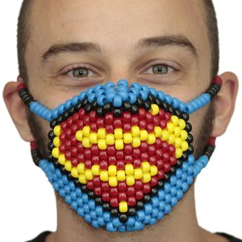 Superman Surgical Kandi Mask
