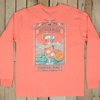 Southern Marsh Cocktail Collection - Hurricane - Long Sleeve