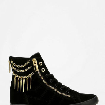 Urban Outfitters - Cute To The Core Bond Spike-Stud High-Top Sneaker