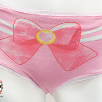 Size XS / Sailor Chibi Moon Sweetie Panties
