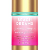 Limited-edition Beach Dreams Collection Beach Dreams Bronzing Shimmer Stick