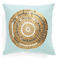 Nordstrom at Home 'Fancy Flower' Accent Pillow